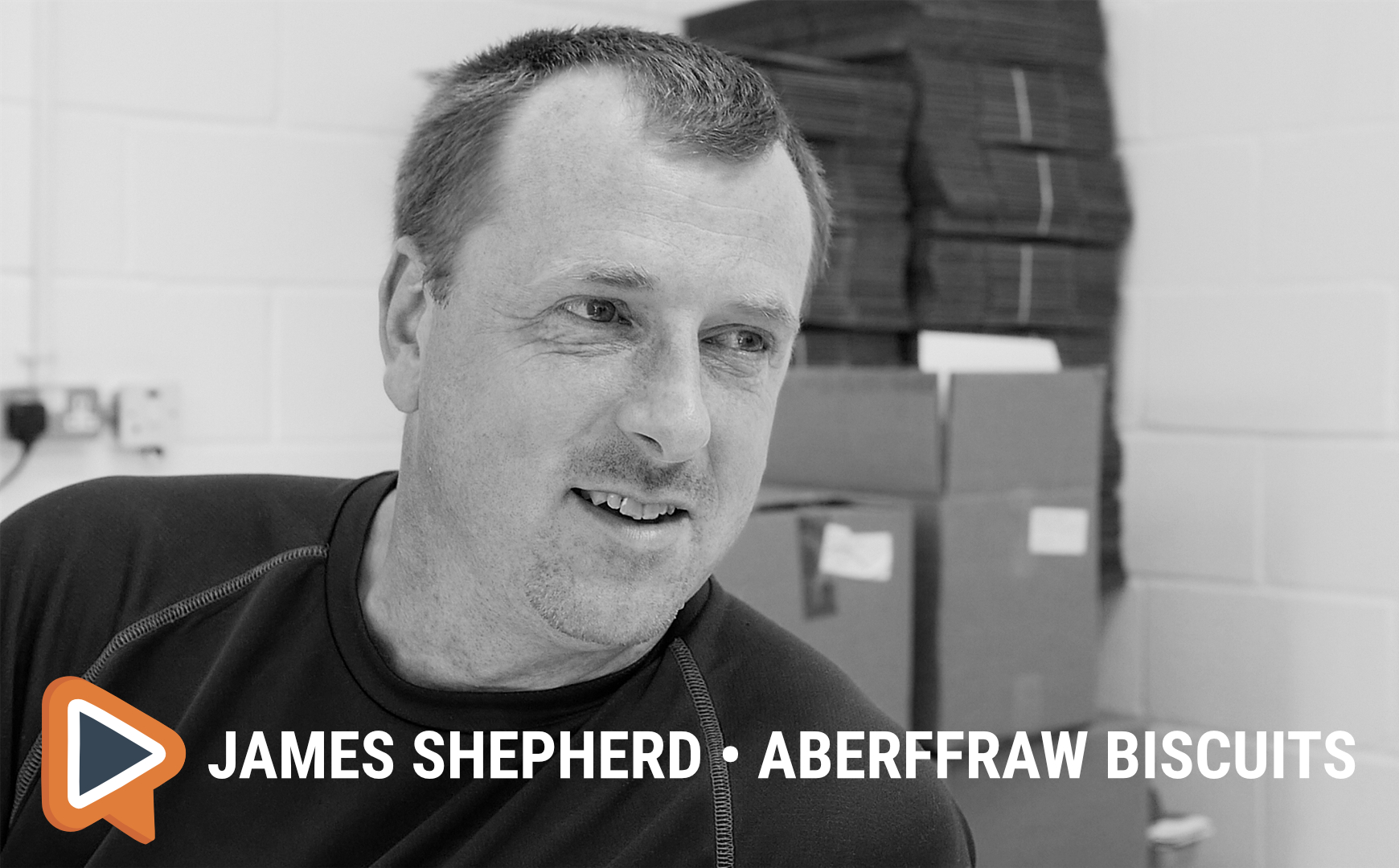 Aberffraw Biscuits - James Shepherd